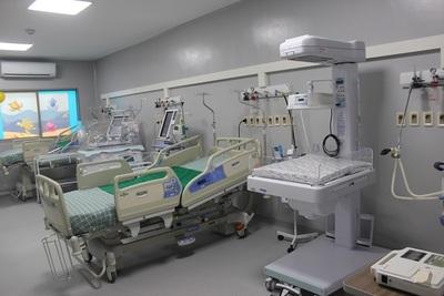 Ocupación de camas de terapia en el sector público llega al 90%