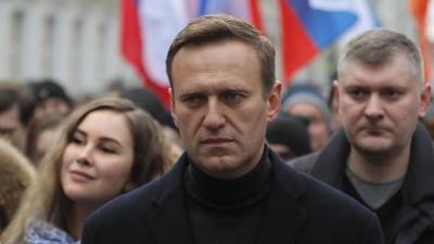 ONU pide investigar presunto envenenamiento de opositor ruso Alexei Navalny