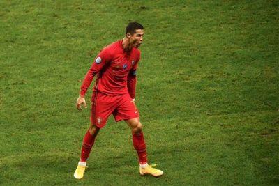 Ronaldo supera los 100 goles con Portugal