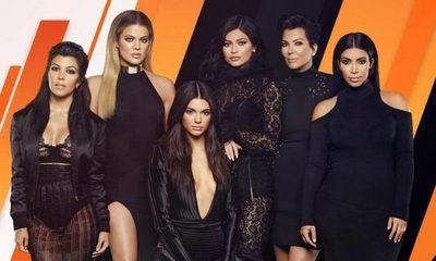 "Kim Kardashian anunció el fin de su reality show ""Keeping up with the Kardashians"""