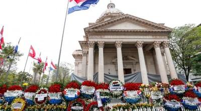El patriotismo de las flores es insuficiente
