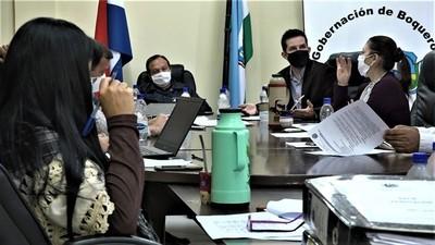 """""""Duele ver que no se cuida la plata"""", lamentó concejal sobre construcción de obras en Boquerón"""