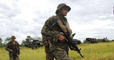 Gobierno paraguayo denuncia penalmente a guerrilleros por reclutar niños y adolescentes