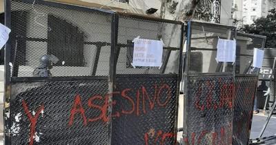La Nación / Gobierno paraguayo reacciona ante ataque a la embajada en Buenos Aires