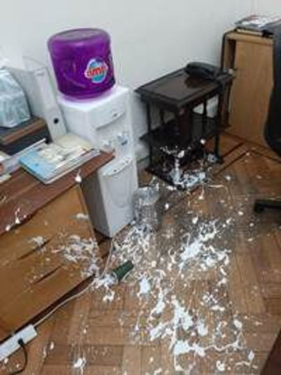 Embajada en Argentina presenta denuncia por ataque y exige protección al gobierno de Fernández