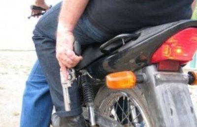 Motochorros armados despojaron a una mujer de su motocicleta frente a su vivienda en Pedro Juan Caballero