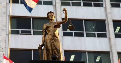 La Nación / Sindicato de judiciales piden suspender actividades por fallecimiento de funcionario por COVID-19