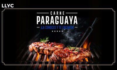 Promocionan carne paraguaya en Chile