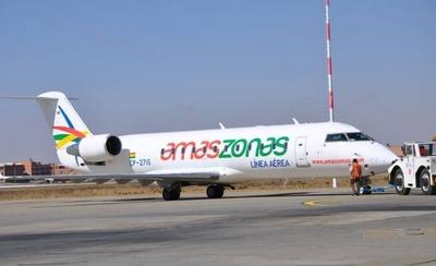 HOY / Apertura de aeropuerto es solo para vuelos burbujas con Uruguay