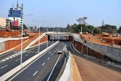 Multiviaducto: Hoy habilitan Ruta PY02 al tránsito vehicular