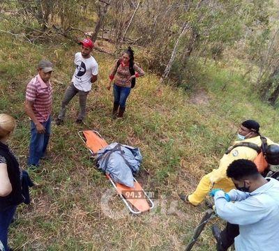 Hallan cuerpo de un joven que llevaba meses de desaparecido en zona de Lorito Picada