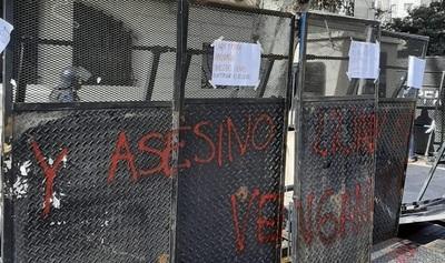 Gobierno condena ataque a Embajada en Argentina