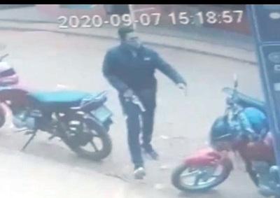 Dos delincuentes asaltan a distribuidor de mercaderías y le roban la recaudación – Diario TNPRESS