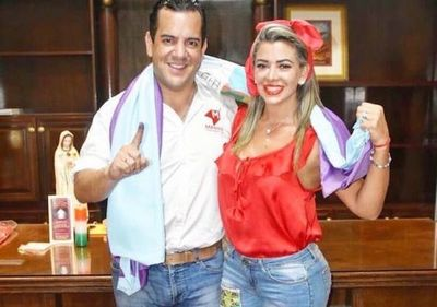 Suspenden audiencia de Marly Figueredo por caso lavado de dinero