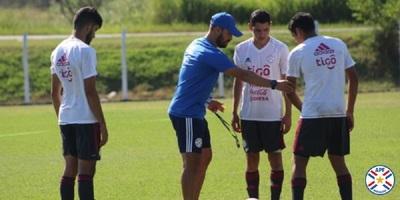 Carlos Humberto Paredes es el nuevo director técnico de Luqueño