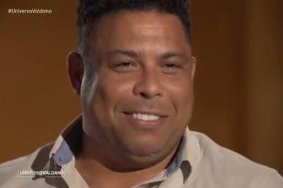 Ronaldo revela cómo eran sus fiestas