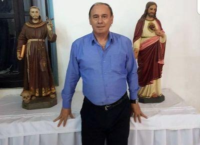 El Covid-19 se lleva al escribano Julio Cesar Ortiz Duarte, presidente honorifico del Club Sportivo 2 de Mayo
