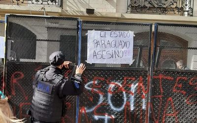 Paraguay solicita a la Argentina cumplir con garantías para protección de sedes diplomáticas