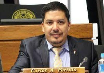 Caso Diputado Carlos Portillo elevan a Juicio Oral