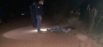 Hallan cadáver de un hombre en el predio de una empresa privada en Bella Vista Norte