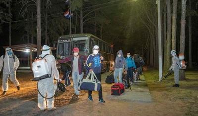 Unos 16.000 paraguayos retornaron al país desde el inicio de la pandemia