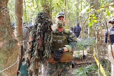 Patético: Militares divulgan detalles de rastrillajes y aseguran, una vez más, nulos resultados contra EPP