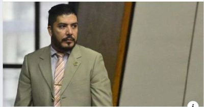 """Acusado de """"cocinar"""" resolución judicial, el diputado Portillo va a juicio"""
