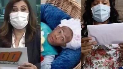 """HOY / """"Bebé de 40 años"""": Pifiada de María Teresa y sus memes, viral del momento"""