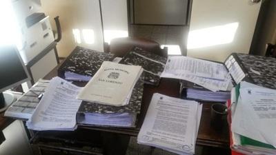 Junta Municipal debe mostrar todos los documentos