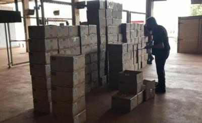 Incongruencias entre mercadería despachada y existente según fiscal