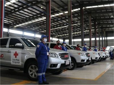 La Cruz Roja y JAC se alían para ayudar al país