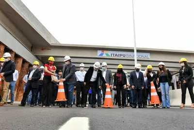 Habilitaron la Ruta PY 02 tras culminar la primera fase del Multiviaducto