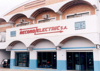 Record Electric: Medio siglo al servicio del país