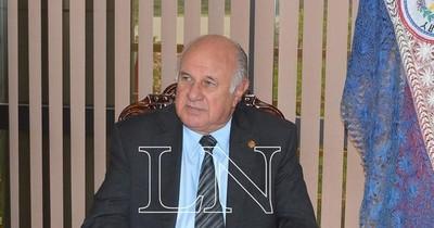 La Nación / ¿Quién es Óscar Denis? Fue gobernador, diputado, senador, ministro y vicepresidente