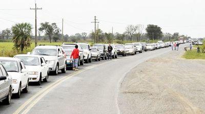 Trece empresas compiten para la duplicación de la ruta Remanso-Falcón