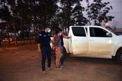 Crimen en Argentina: Detienen en Caazapá a mujer que supuestamente mató a su sobrina
