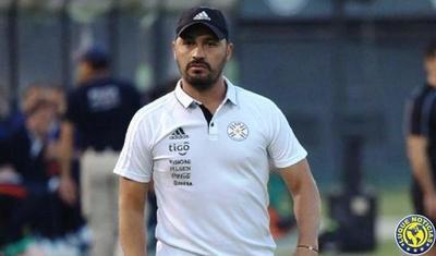 Paredes, nuevo entrenador del Chanchón •