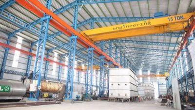 Engineering SA: una empresa de ingeniería multisectorial que triplicó su capacidad de producción a 700 toneladas de acero mensuales