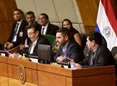 """Alliana repudia secuestro y pone """"a disposición"""" al Parlamento"""