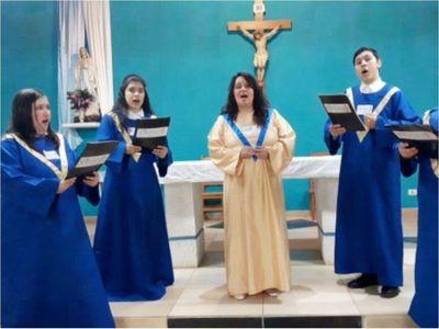Obra polifónica en guaraní en concierto internacional