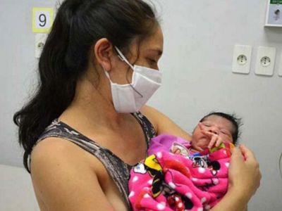 Embarazadas   con Covid dieron a luz a bebés sanos en el país