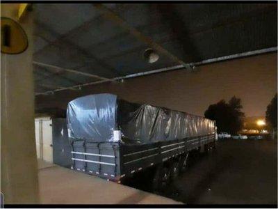 Fiscalía investiga origen de carga hallada en camión de Dalia López