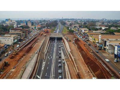 Habilitan paso por el Multiviaducto de CDE e inician segunda fase de la obra