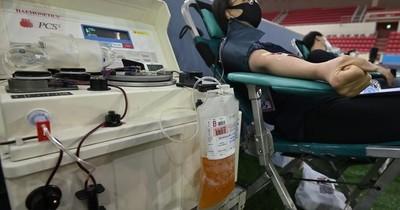 """La Nación / Tratamiento del COVID-19 con plasma, un """"rayo de esperanza"""" en Egipto"""
