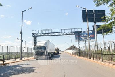 Se espera que para fin de mes la apertura del Puente sea una realidad