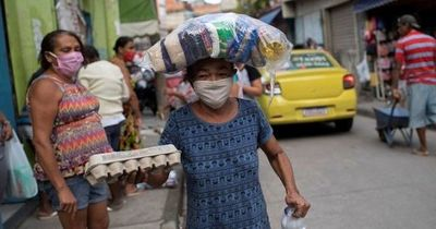 El precio de los alimentos se dispara en un Brasil ahogado por la crisis