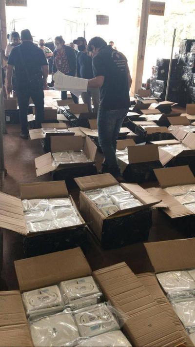 Tras primera verificación de carga, saltan evidencias sobre contrabando y evasión