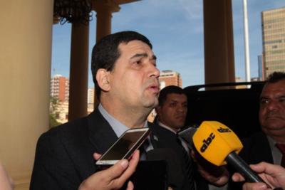 Gobierno reacciona a expresiones de Efraín Alegre