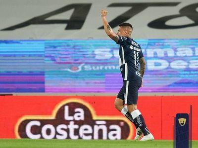 Golazo de Juan Iturbe en victoria de Pumas