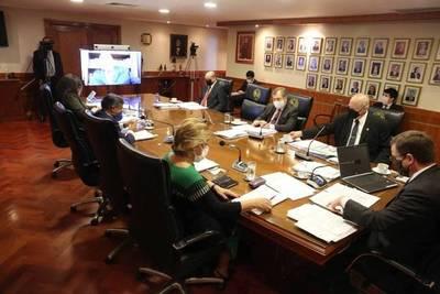 Aumento de contagiados por covid reduce al mínimo actividades presenciales en juzgados